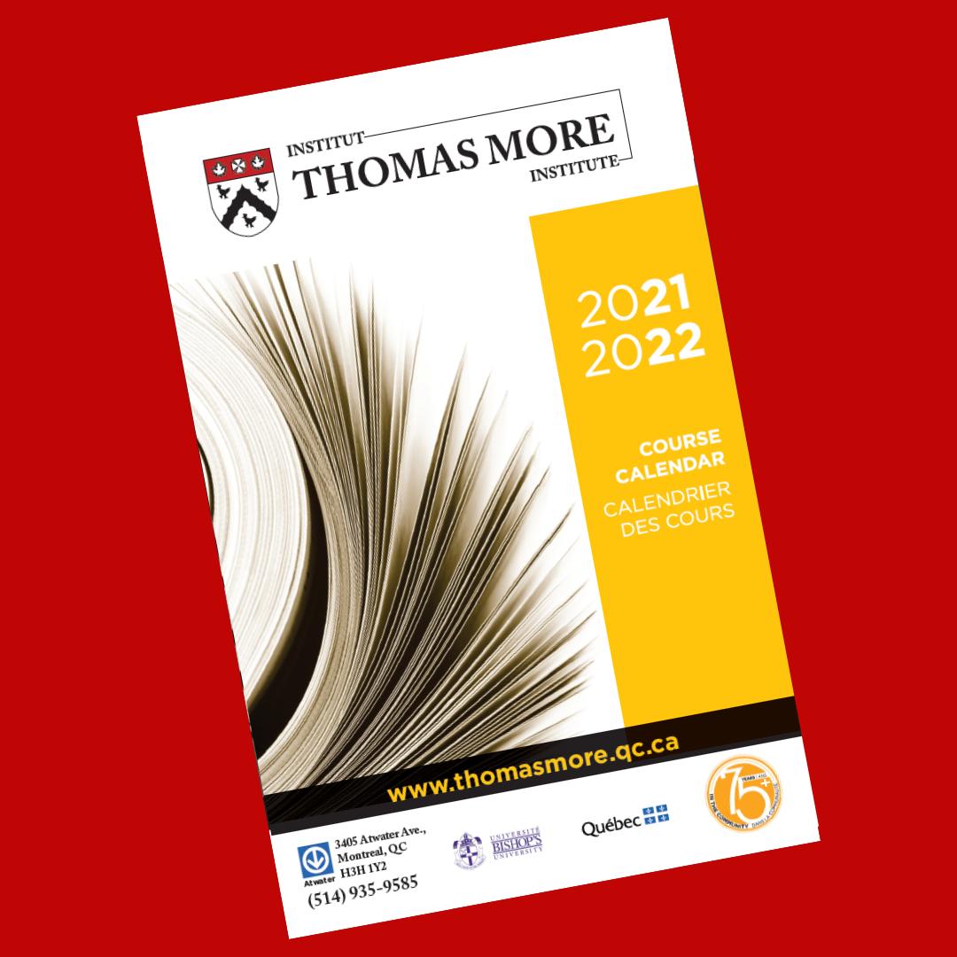 Thomas More Institute course list